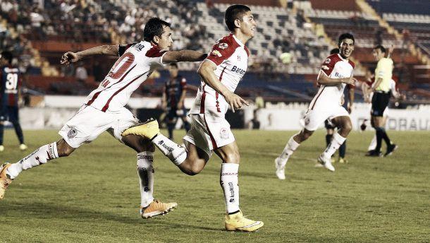 "Alexis Márquez: ""Estoy contento por anotar en mi debut"""