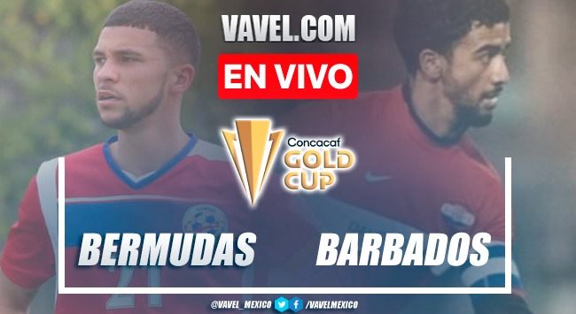 Resumen y goles: Bermudas 8-1 Barbados en Clasificación de la Copa Oro de la CONCACAF 2021