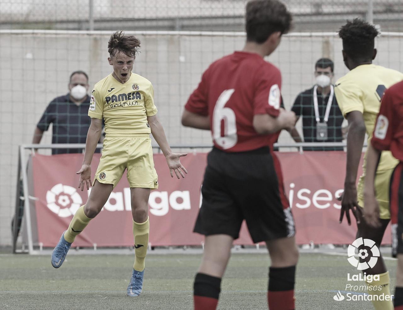 El Villarreal arranca la XXIX edición de LaLiga Promises con victoria