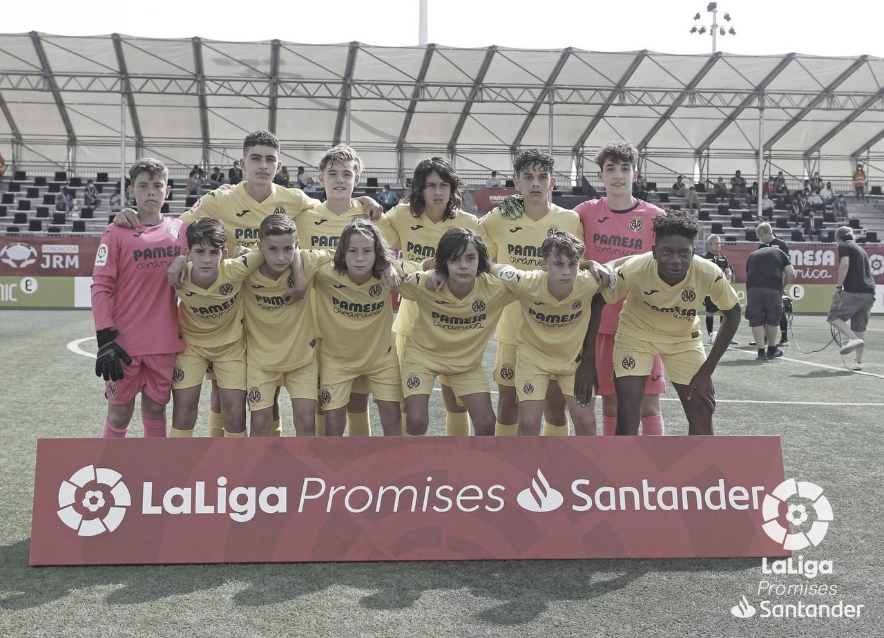 El Villarreal se clasifica para los octavos como primero de grupo