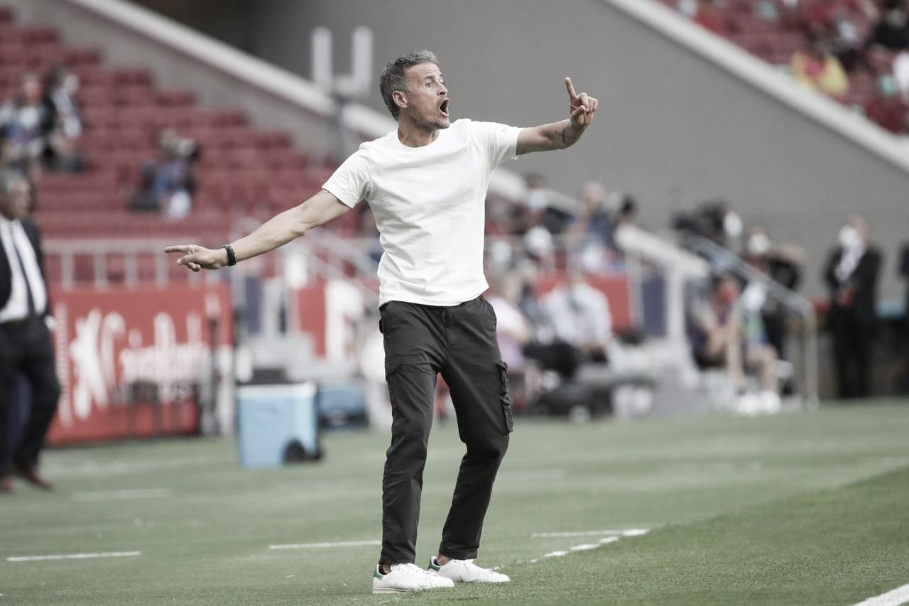 Luis Enrique: ''Soy optimista de cara a la Eurocopa''