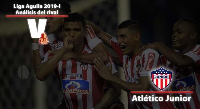 Deportes Tolima, análisis del rival: Junior