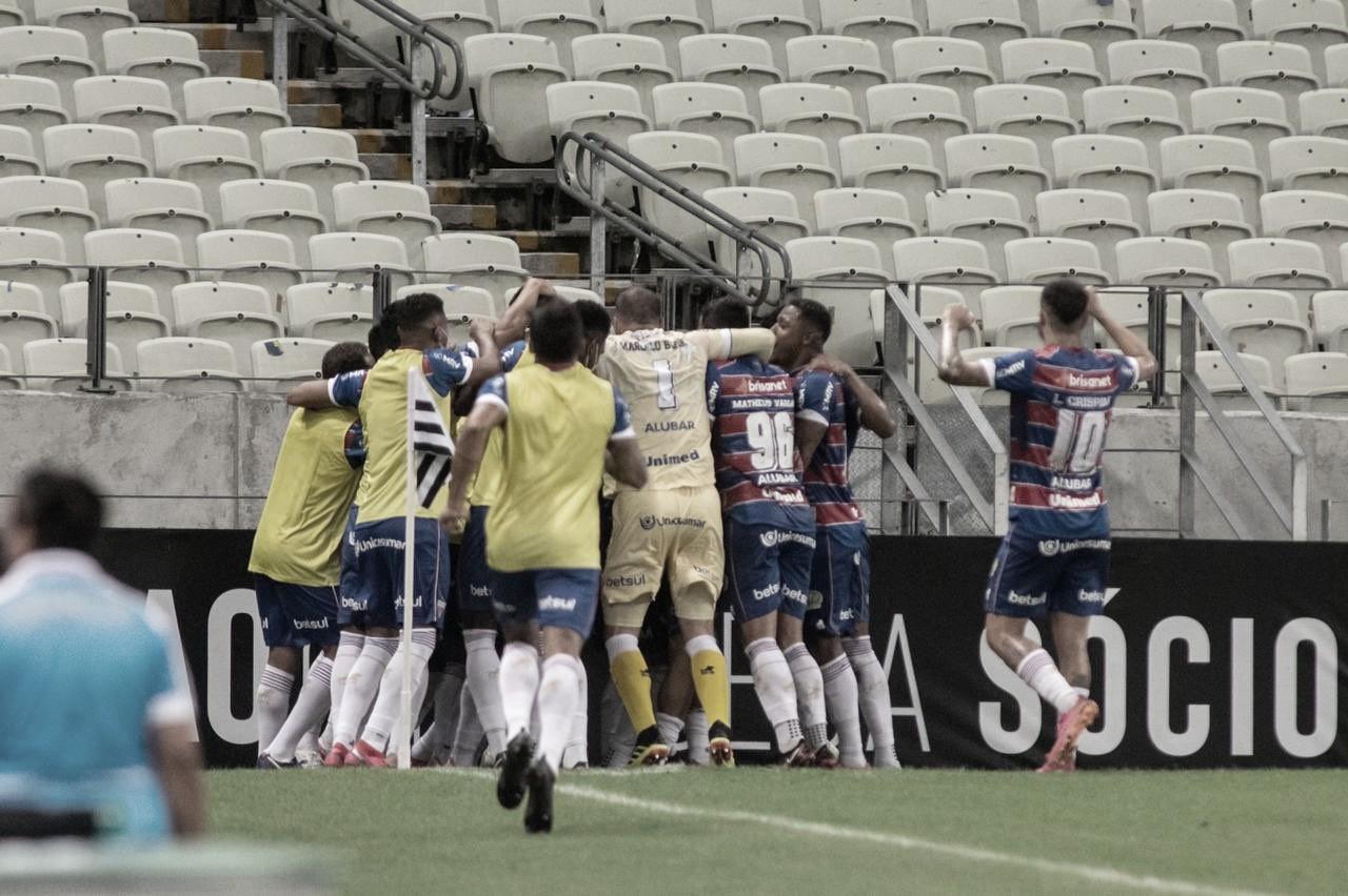 David dá show, e Fortaleza despacha Ceará no clássico estadual pela Copa do Brasil