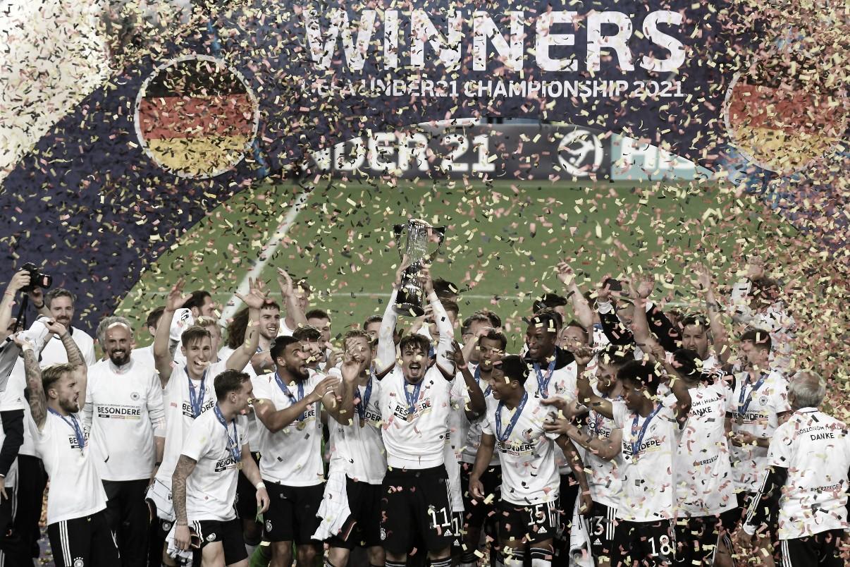 Alemania, CAMPEÓN de la Eurocopa sub 21