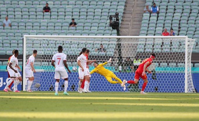 Euro 2020, tra Galles-Svizzera finisce 1-1