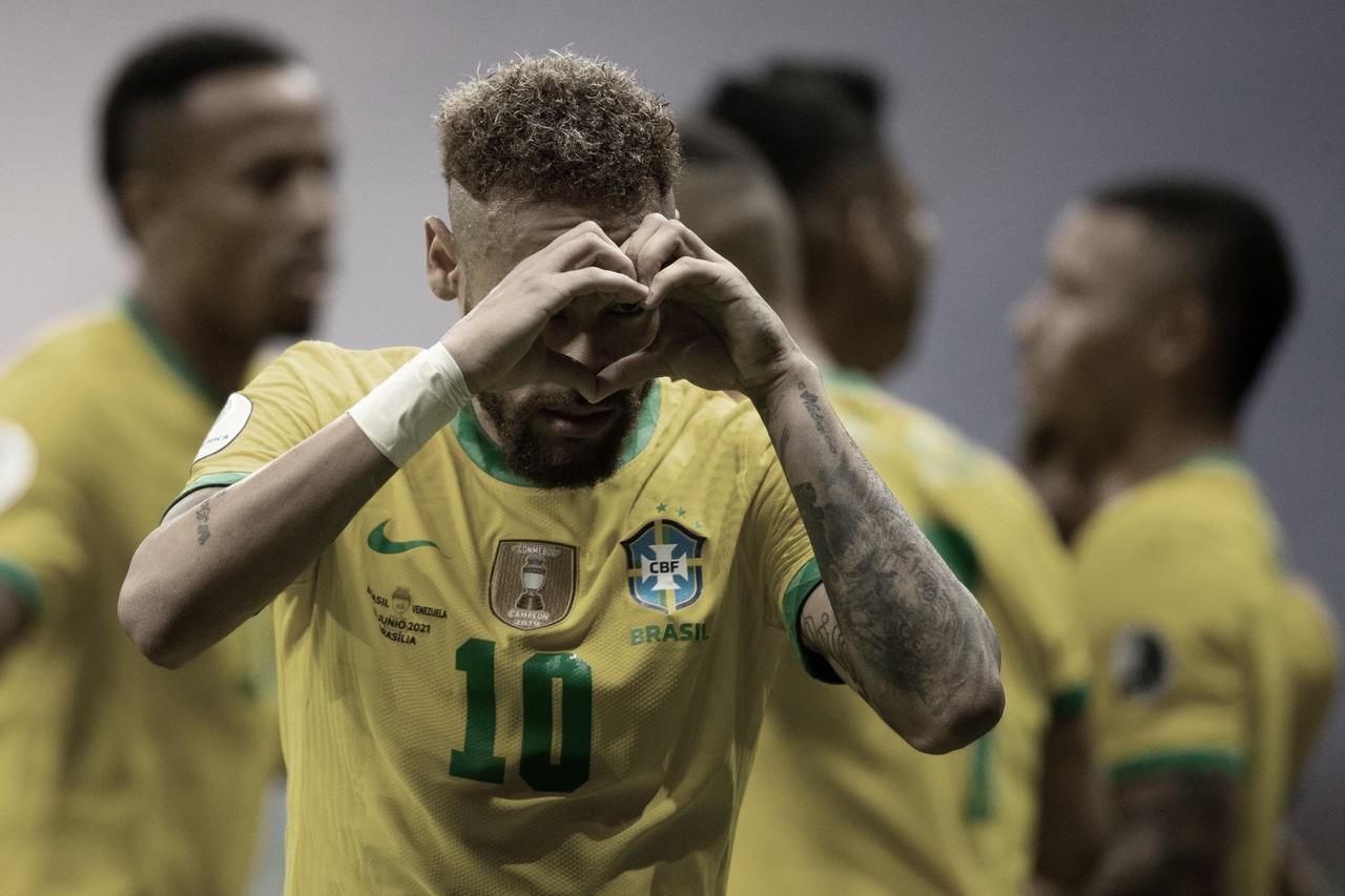 Las notas de Brasil en su primer paso a la reconquista