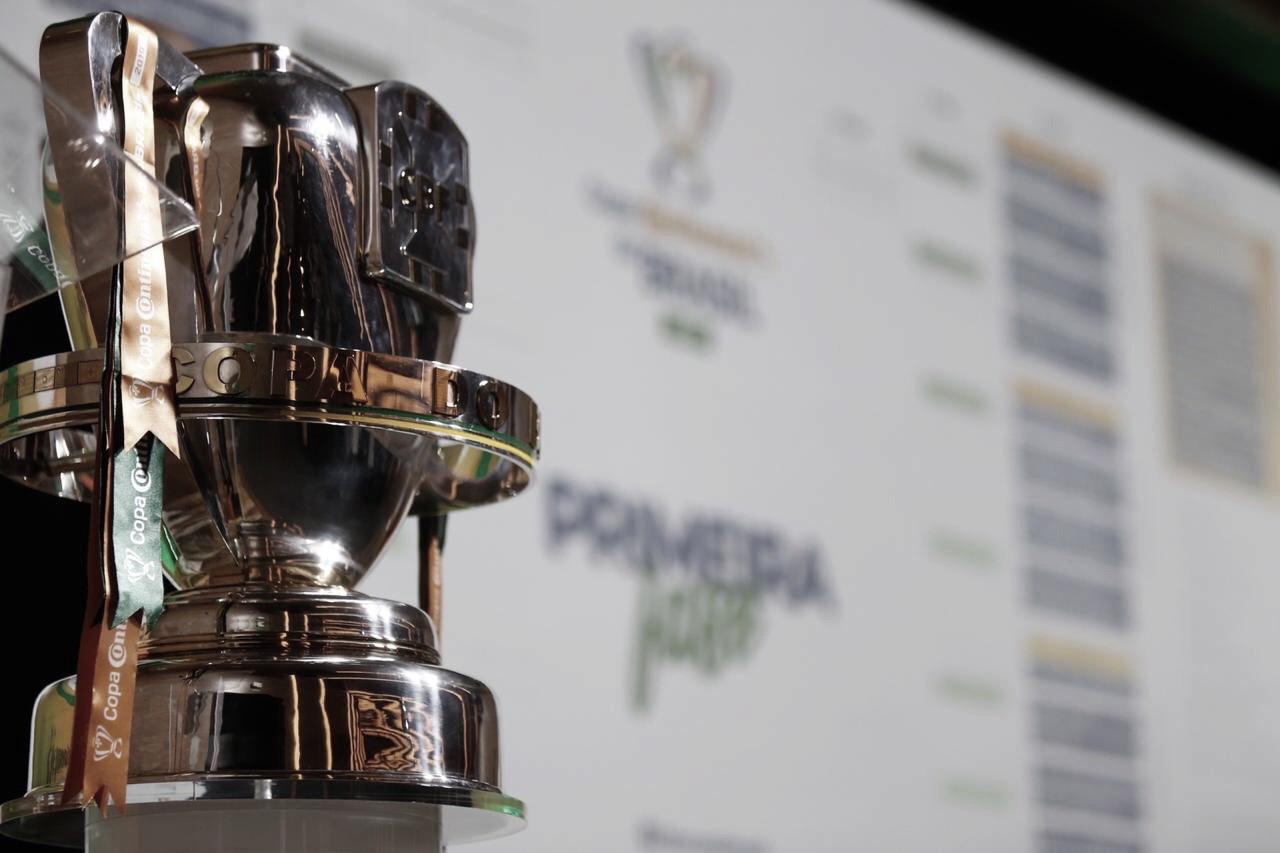 Sorteio define primeiros confrontos da Copa do Brasil 2019