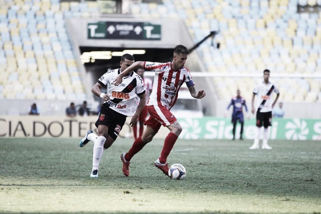 Vasco oficializa contratação de Marcos Júnior, destaque do Bangu no Campeonato Carioca