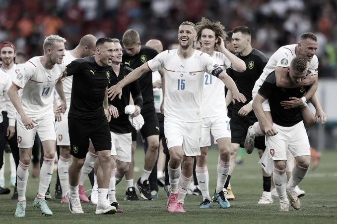 República Checa da la sorpresa ante Países Bajos