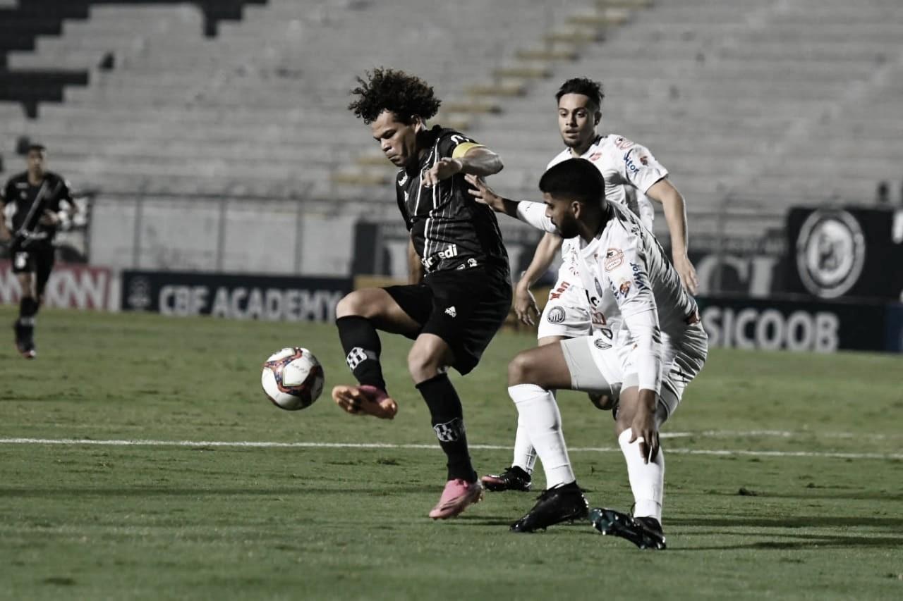 Ponte Preta e Operário ficam no empate no Estádio Moisés Lucarelli