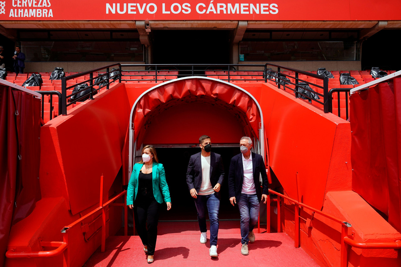 El Granada CF de Robert Moreno echa a rodar este 5 de julio