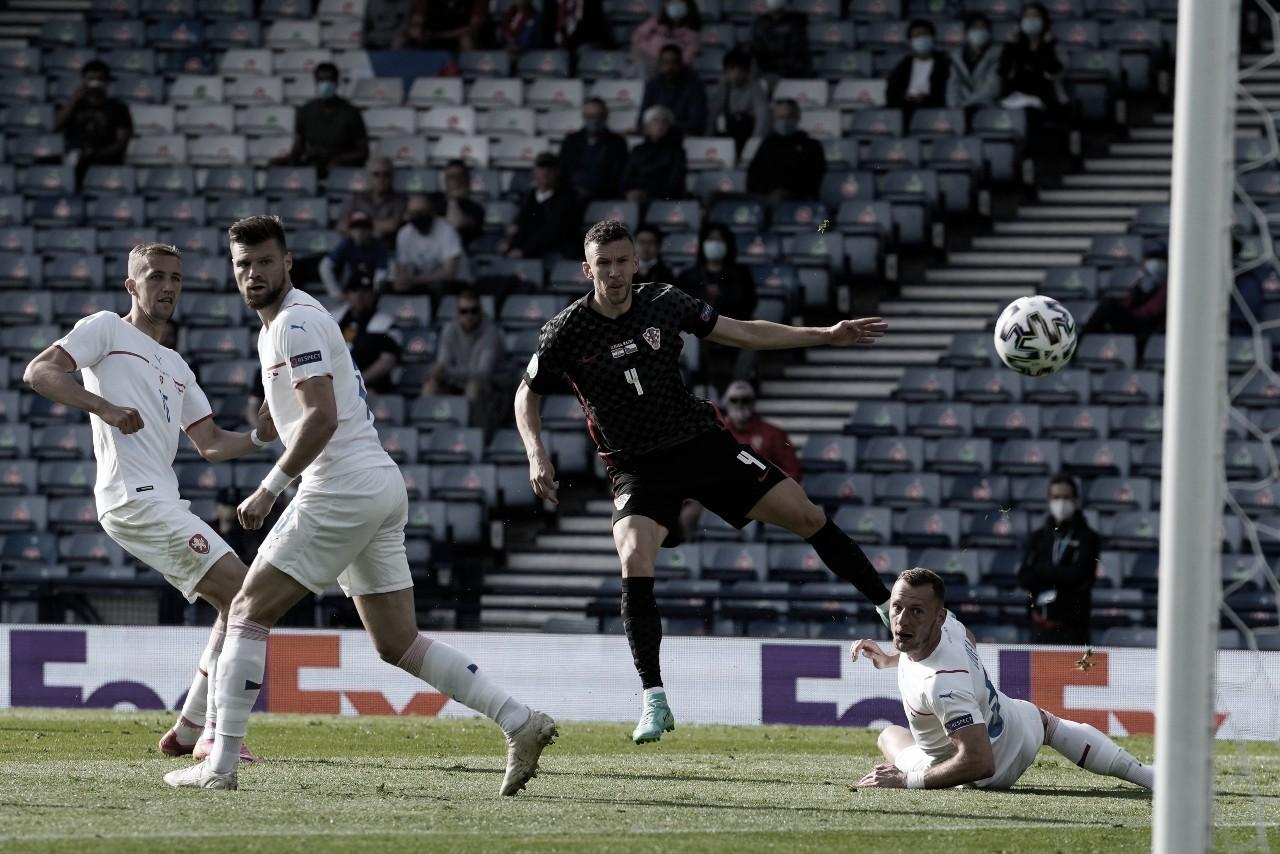 Croacia 1-1 República Checa: la subcampeona mundial suma su primer punto en la Euro