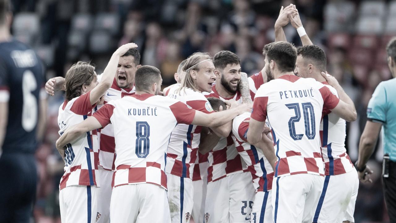 Análisis del rival: Modric, luz entre las sombras