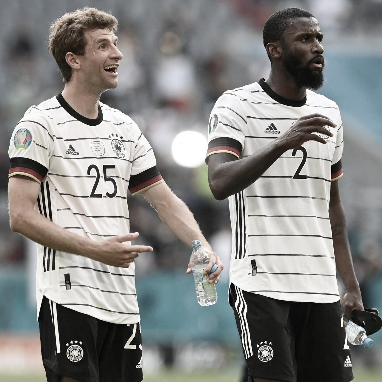 Müller se pierde el encuentro más importante
