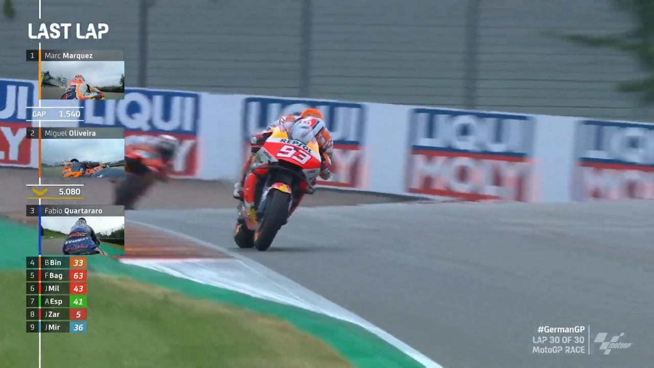 MotoGP, Sachsenring: il ritorno di Marquez