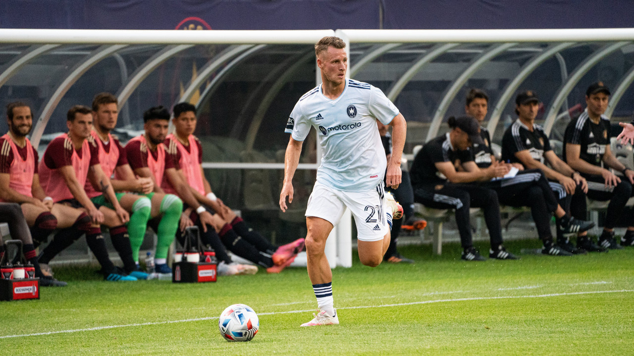 Chicago Fire 3-0 Atlanta United: Chicago jumps out of last place with an emphatic win