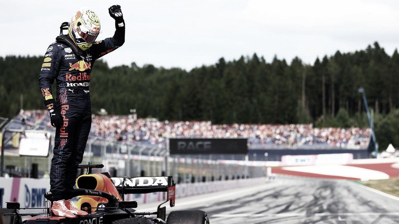 """Max Verstappen: """"Todavía queda mucho camino"""""""