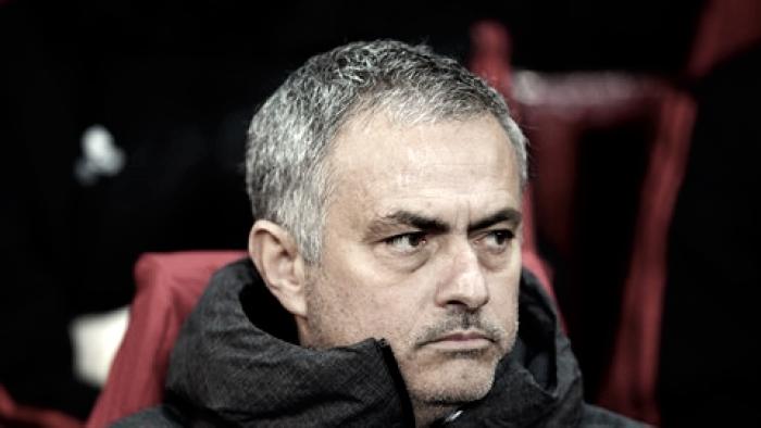 """Mourinho: """"Me sentí muy complacido con la actitud de los jugadores"""""""