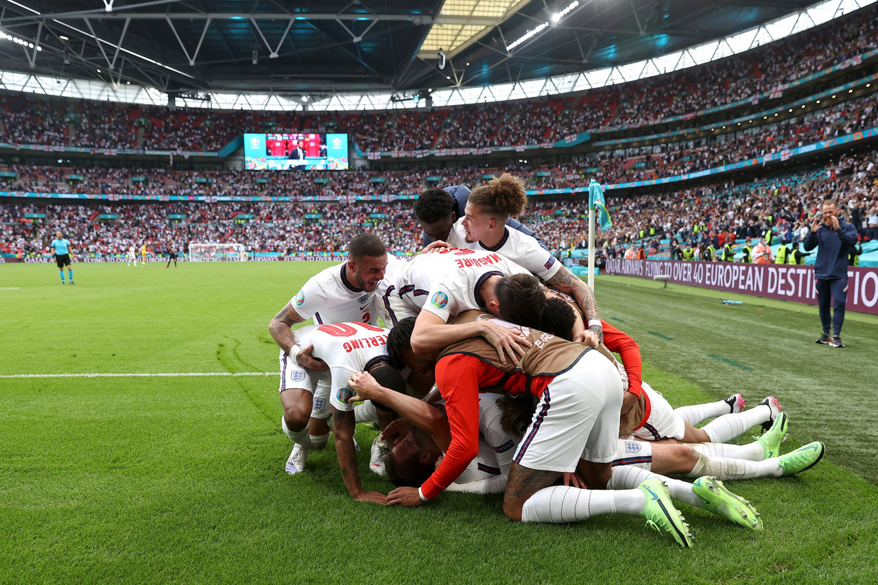 Euro 2020 - L'Inghilterra batte il nemico di una vita: Germania eliminata