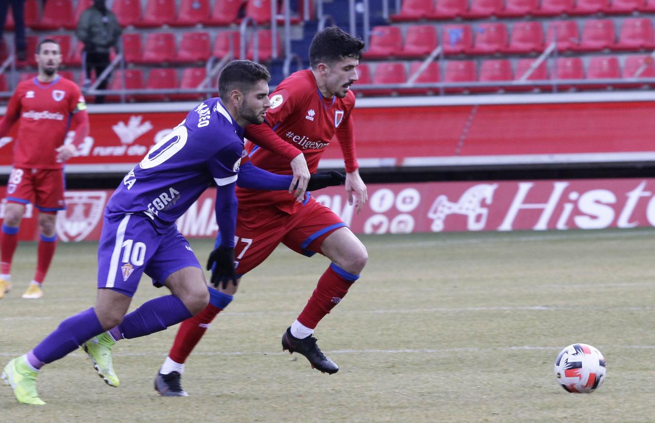 """Jesús Tamayo atiende a Vavel: """"Me quedo en Soria"""""""