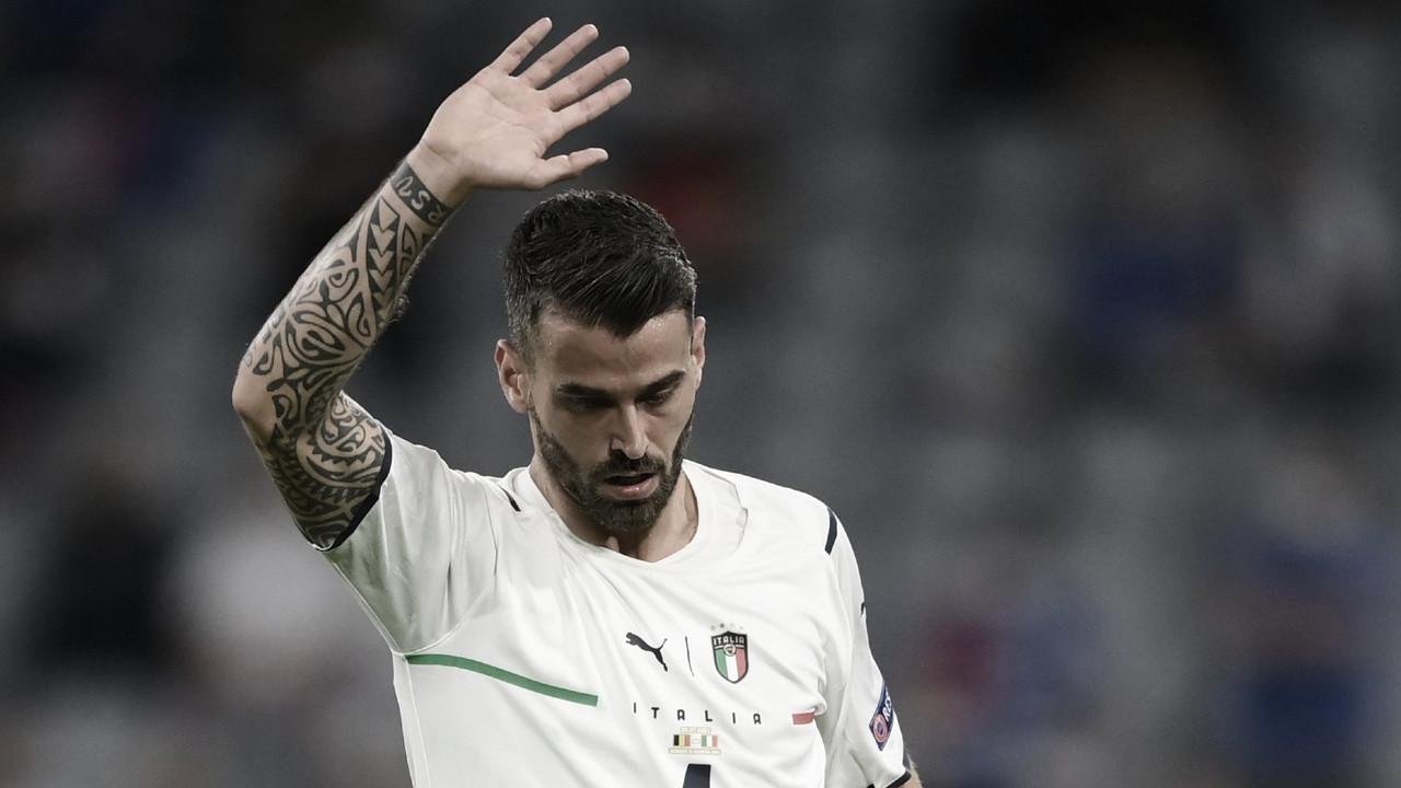Italiano Spinazzola rompe tendão de Aquiles e está fora da Euro 2020