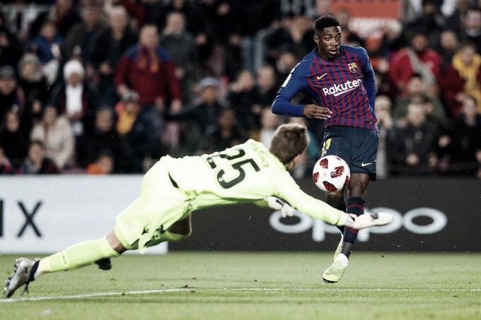 Barcelona reverte placar e passa pelo Levante na Copa do Rei