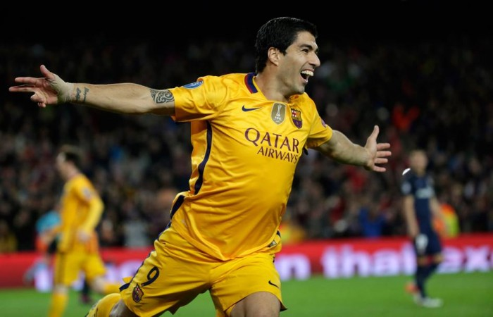 "Champions League, Suarez azzanna l'Atletico Madrid: 2-1 al ""Camp Nou"""