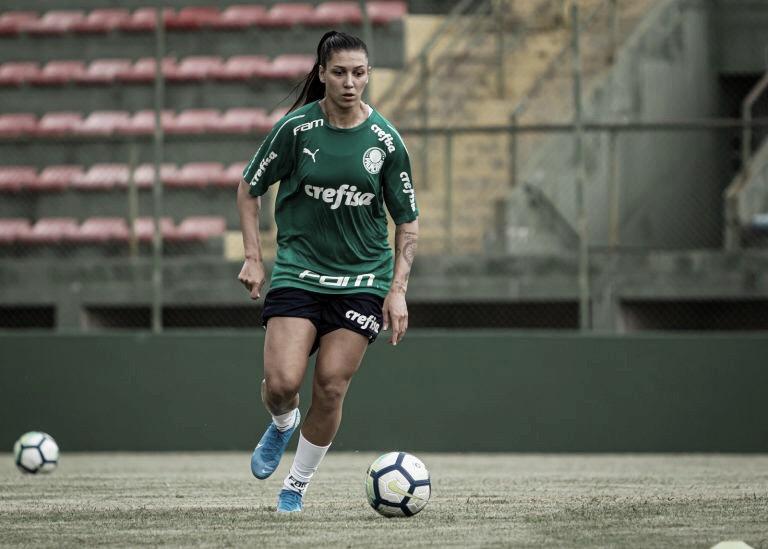 Palmeiras anuncia Bia Zaneratto, jogadora da Seleção Brasileira, como novo reforço