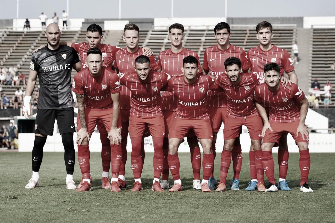El regreso del público a un partido del Sevilla
