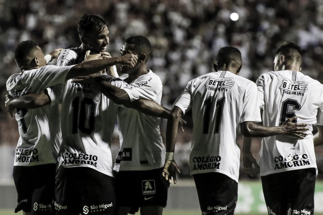 Com sufoco, Corinthians estreia na Copinha com vitória sobre Capital-TO
