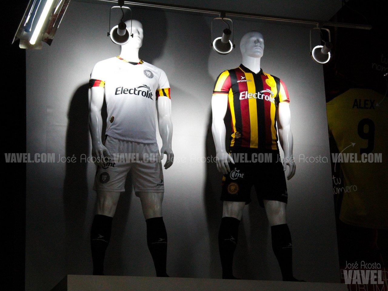 Leones Negros presenta su piel para Temporada 2021-2022