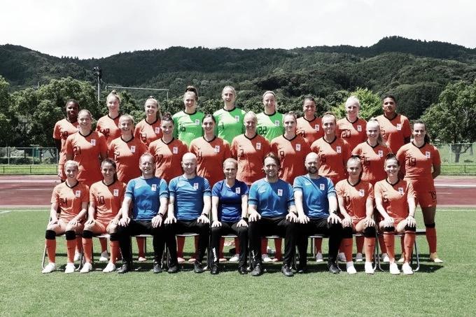 Gols e melhores momentos para Zâmbia 3x10 Holanda nas Olimpíadas