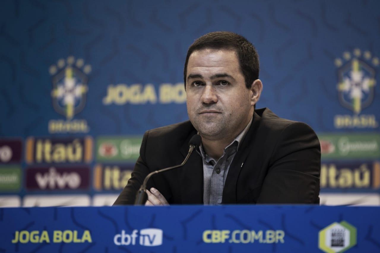 Jardine convoca Seleção Brasileira Sub-23 com Gabriel Martinelli na lista