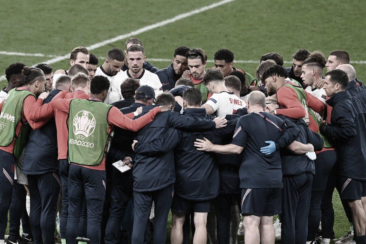 Inglaterra - Italia: puntuaciones de Inglaterra en la final de la Euro 2020