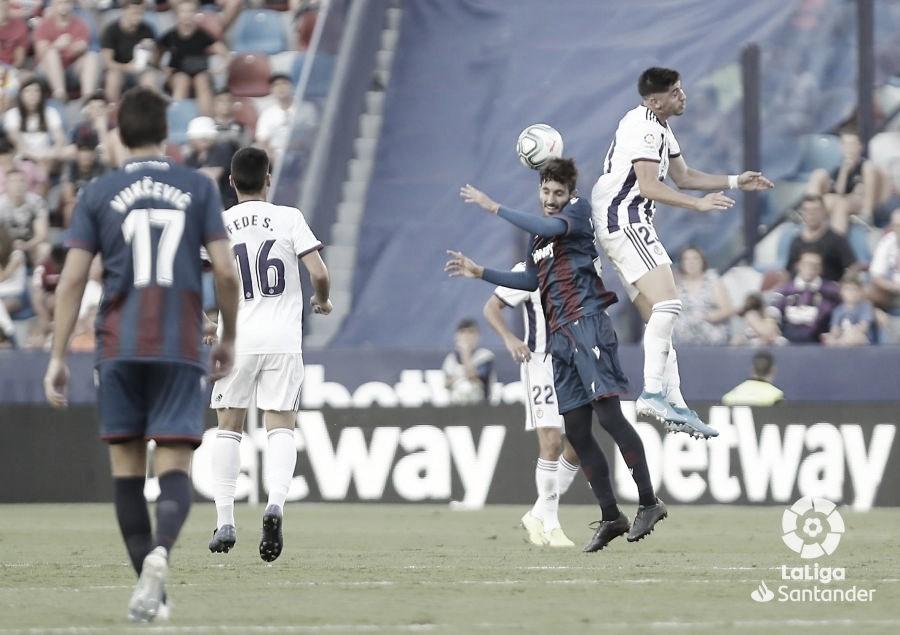 El Real Valladolid se queda sin premio