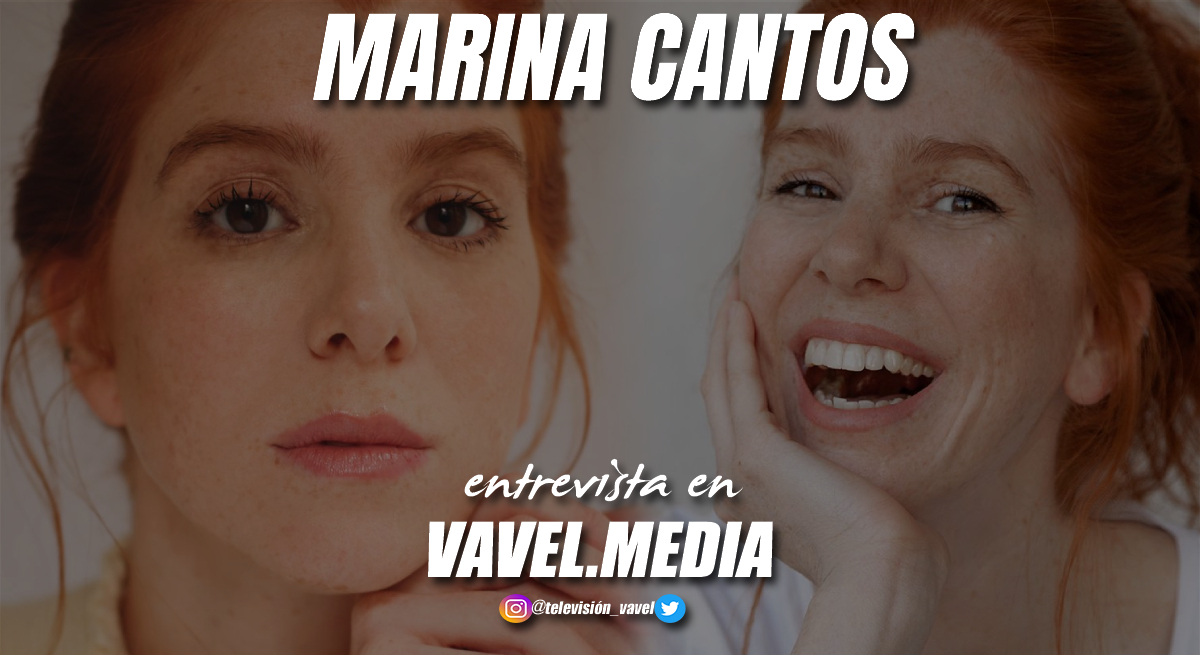 """Entrevista. Marina Cantos: """"Siento que en esta profesión hay mucho por descubrir, es muy completa y nunca acabas"""""""