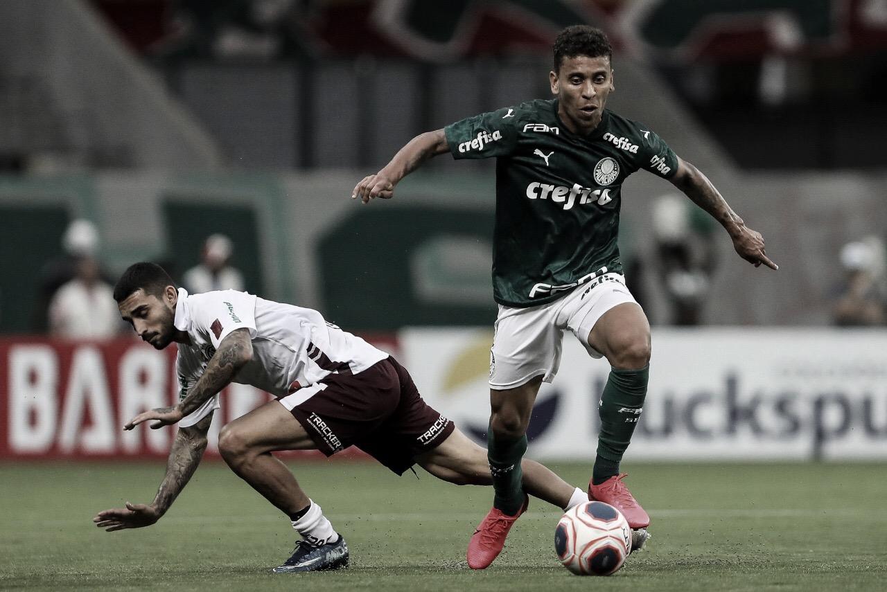 """Marcos Rocha relembra primeiro gol pelo Palmeiras e diz: """"Bateu saudade de jogar"""""""