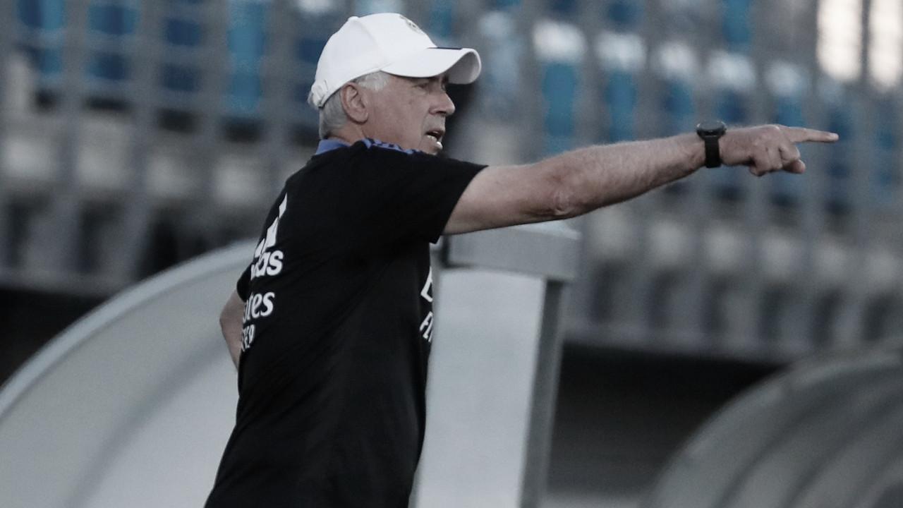 Ancelotti recupera efectivos