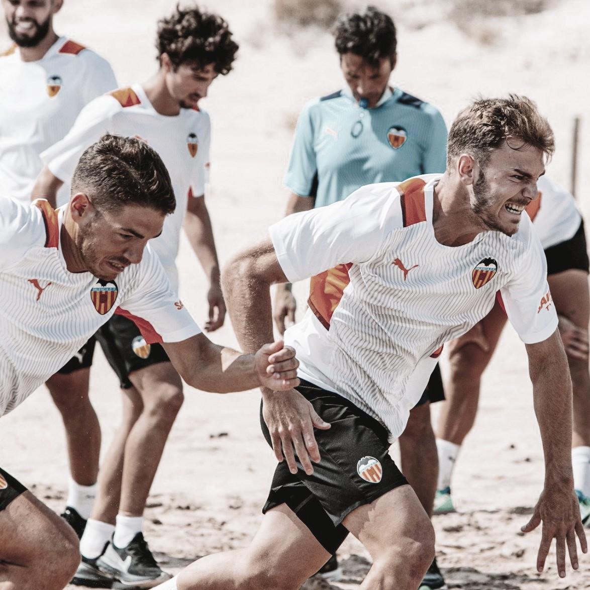 El Valencia busca hacer pleno en el Pinatar