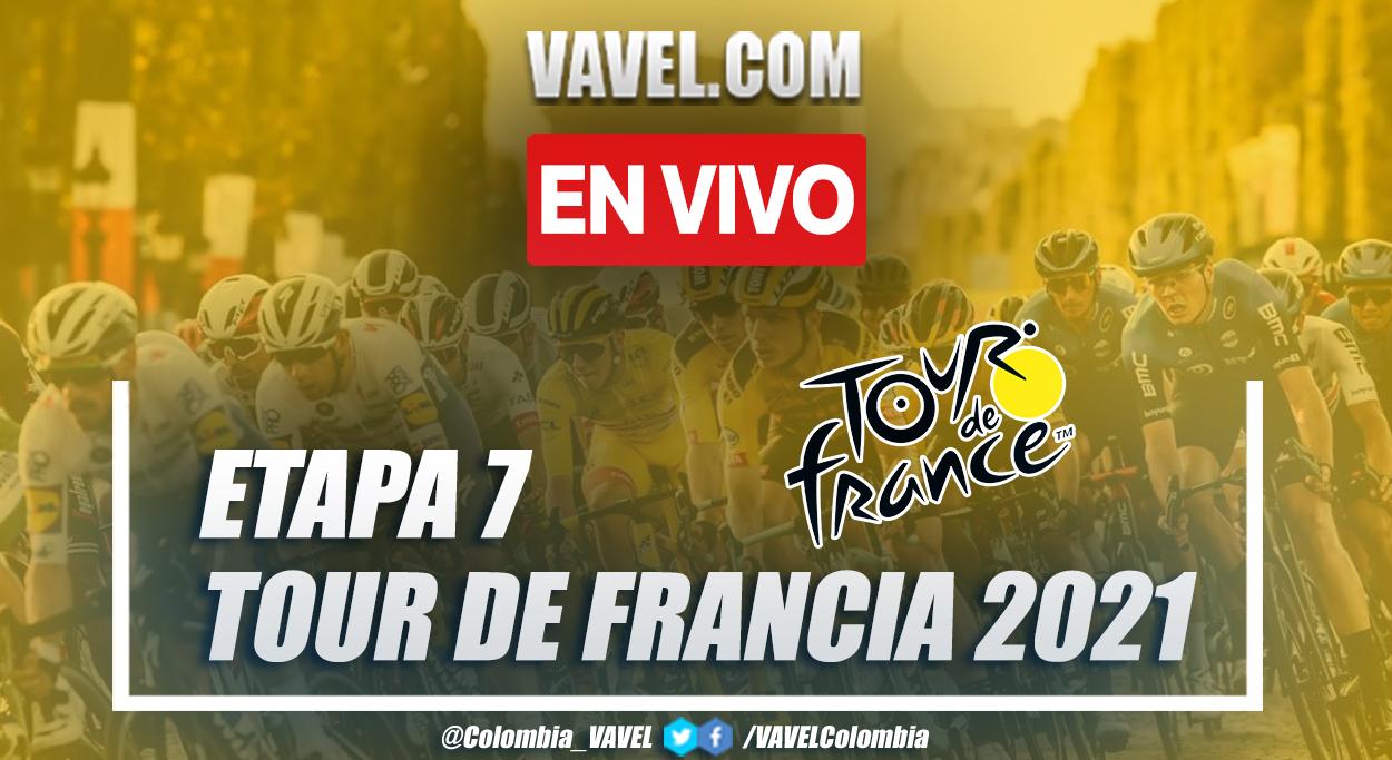 Resumen etapa 7 Tour de Francia 2021: Vierzon - Le Creusot