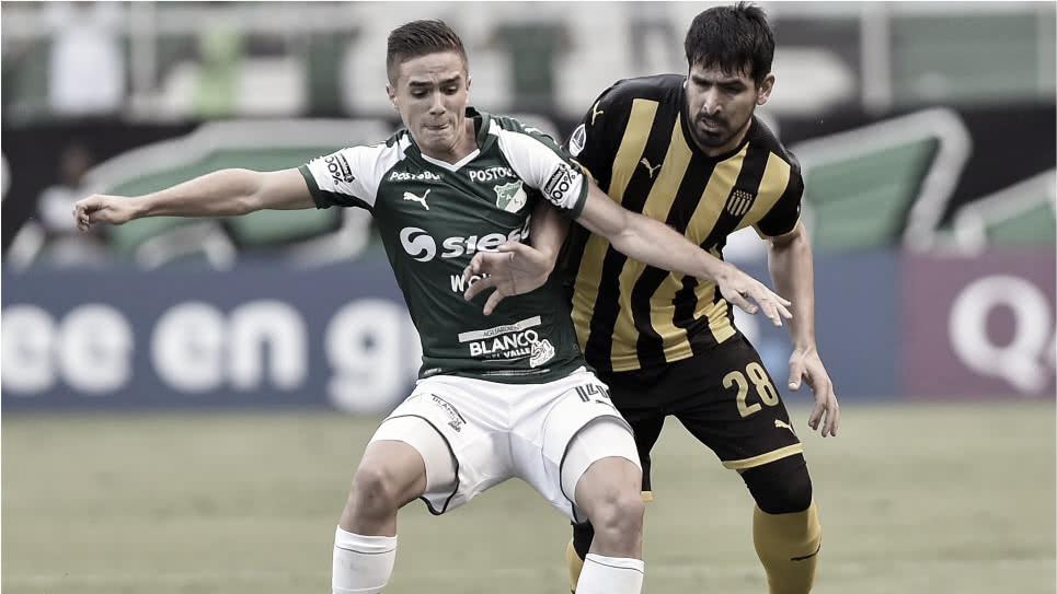 Convocados de Deportivo Cali para enfrentar a Peñarol