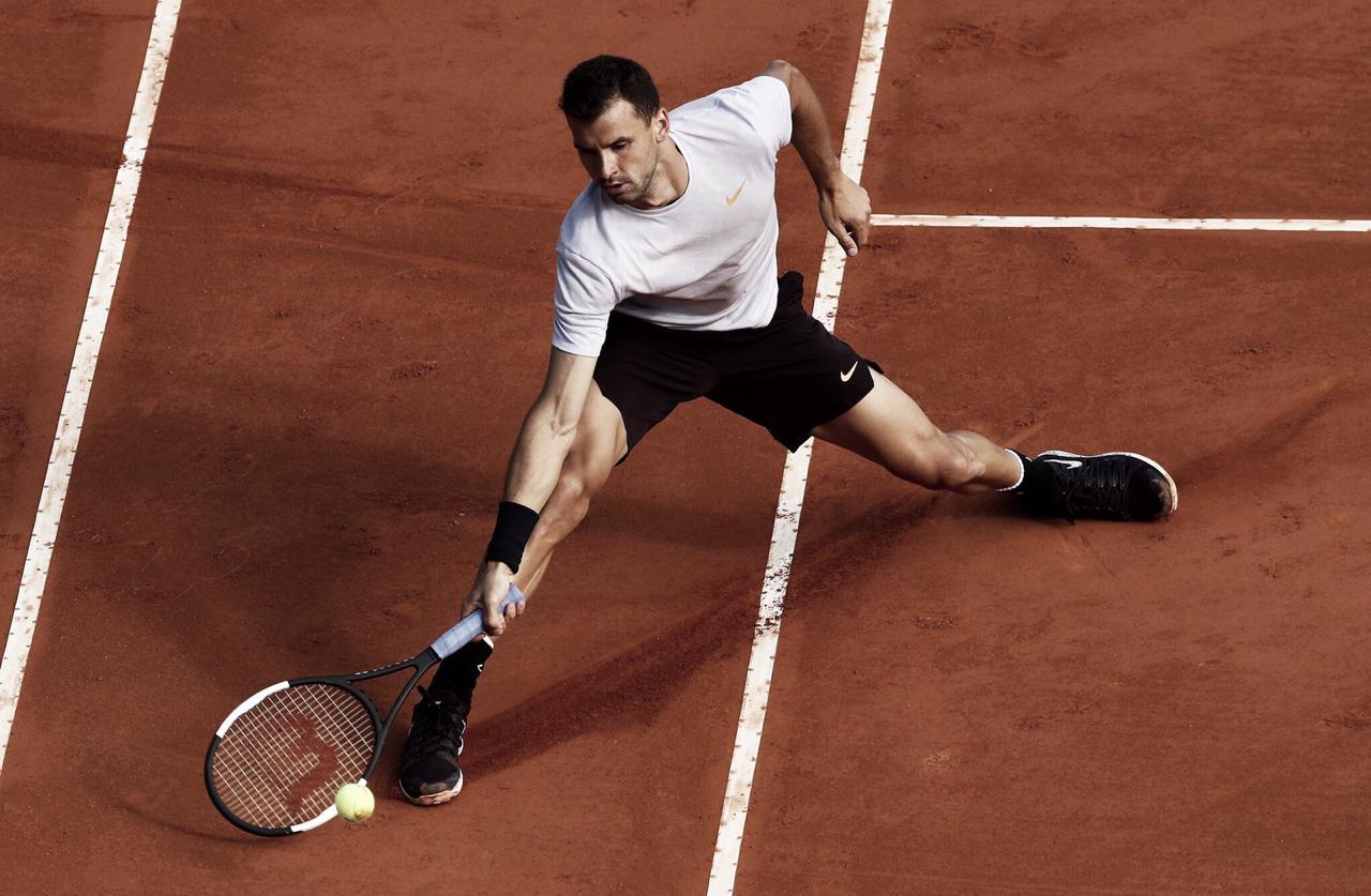 Dimitrov supera Struff e marca encontro com Nadal nas oitavas do Masters 1000 de Monte Carlo
