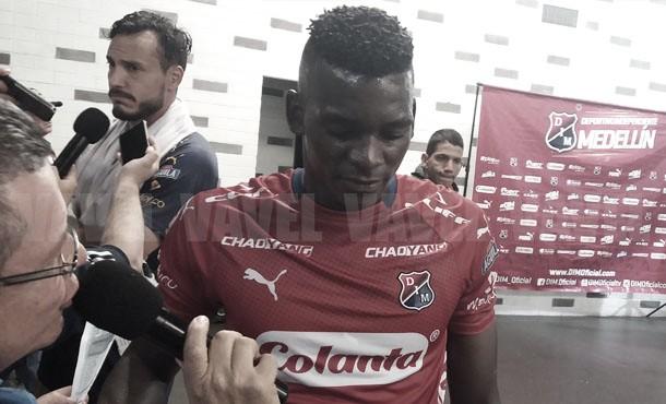 """Jesús David Murillo: """"Se cumplió el primer objetivo que eran los tres puntos"""""""