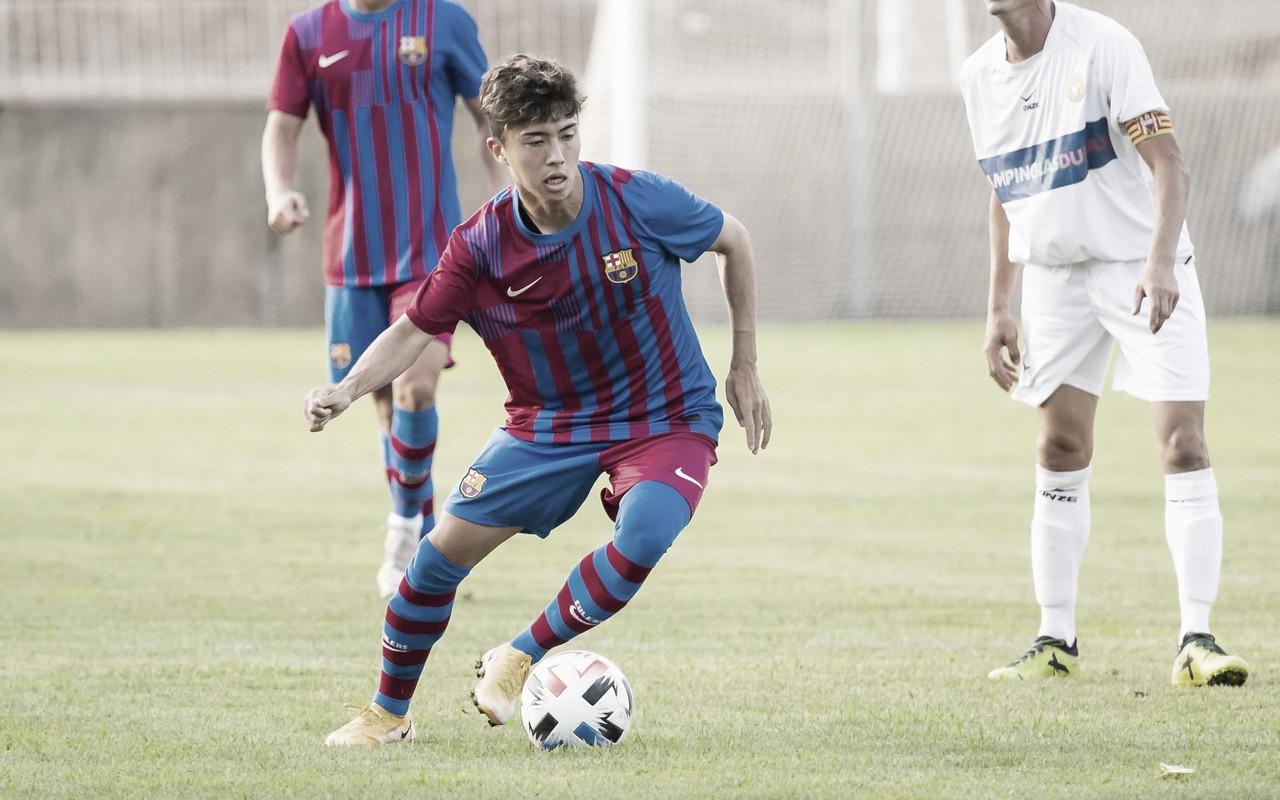 Resumen: L'Escala vs FC Barcelona B (0-3)
