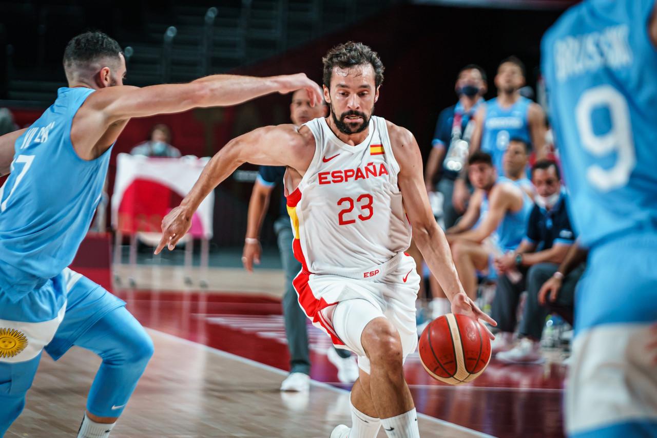 Resumen y mejores momentos del España 81-71 Argentina en Baloncesto Tokio 2020