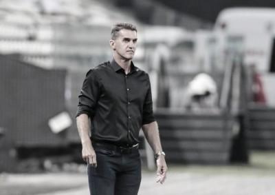 Mancini exalta importância de vitória e cita avanços em um turno de trabalho no Corinthians