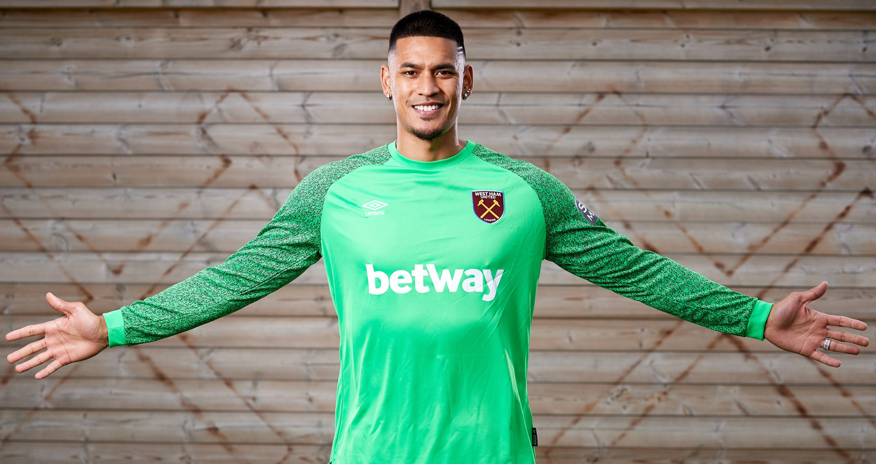 """Alphonse Areola's first interview: """"It was the best opportunity for me to sign for West Ham"""""""