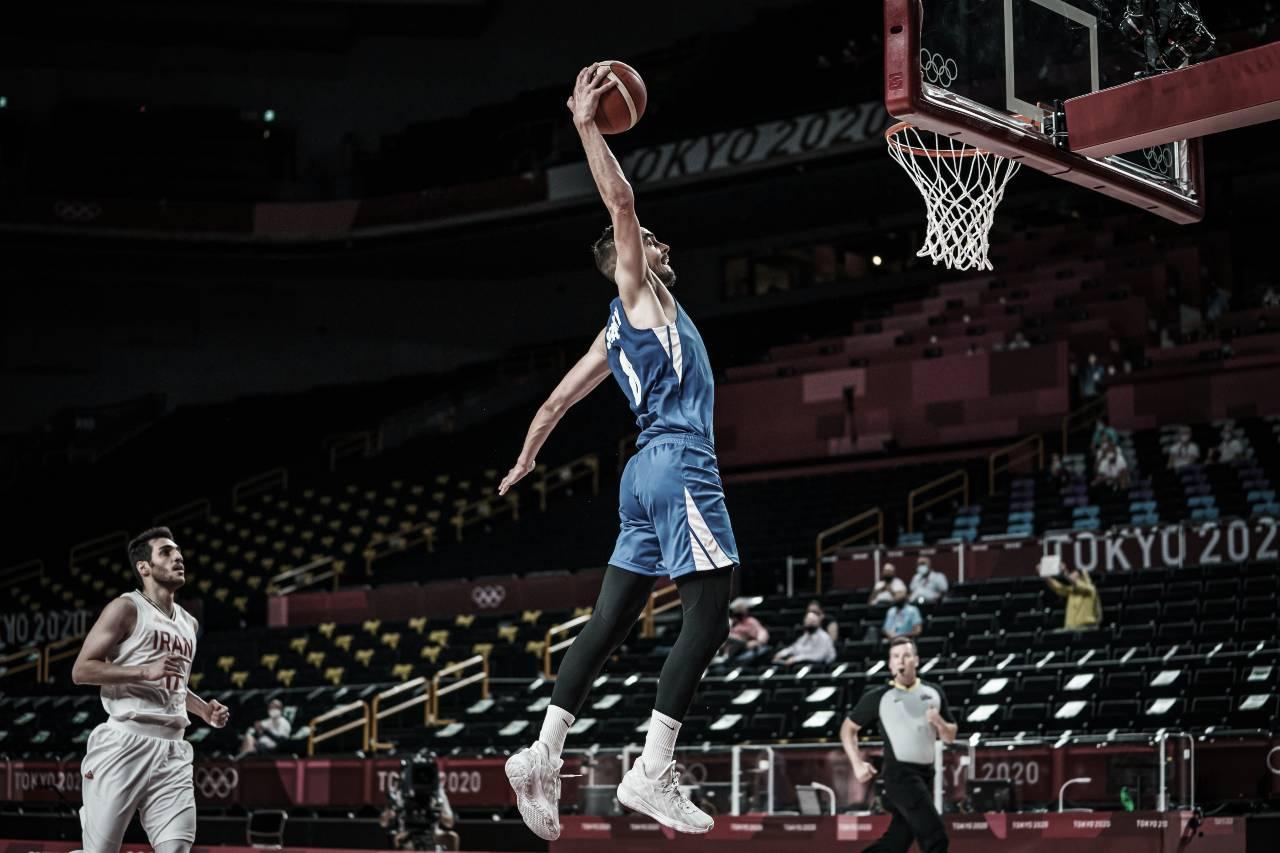República Tcheca começa bem e vence Irã no basquete pelas Olimpíadas de Tóquio