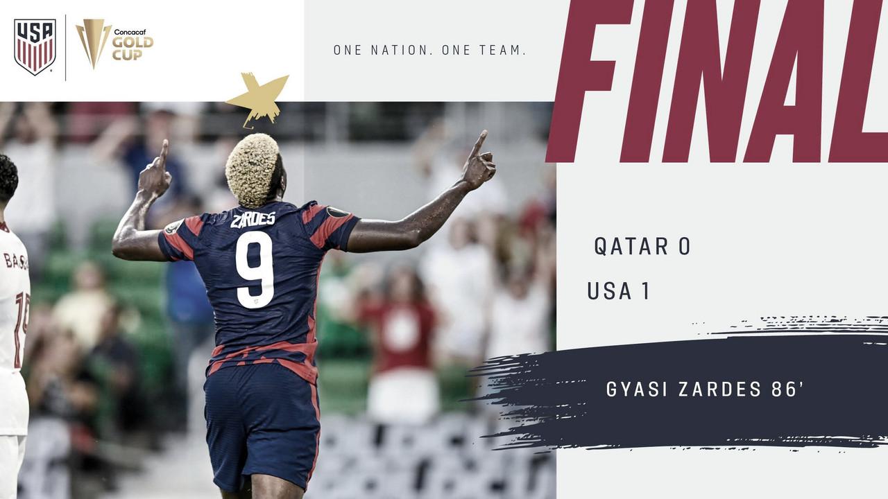 Análisis Post: EEUU avanza a la gran final de la Copa Oro 2021