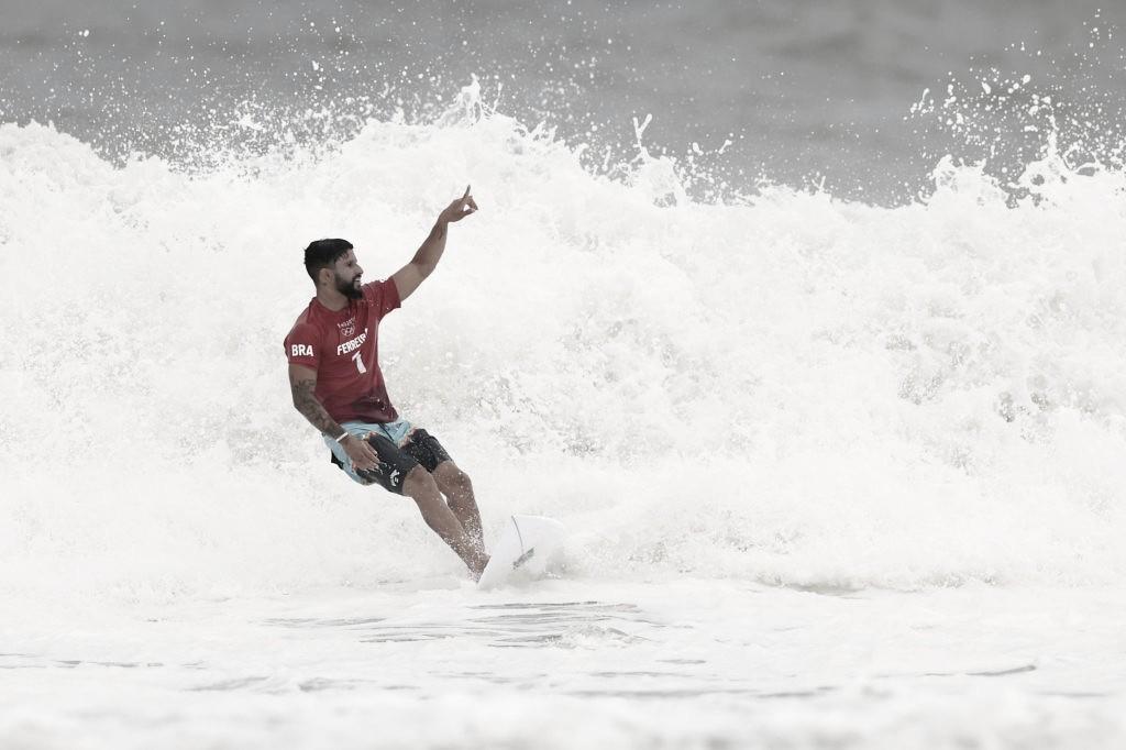 Melhores momentos das Finais do Surfe nas Olimpíadas de Tóquio
